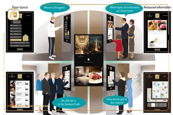 تفاوت دیجیتال ساینیج و تلویزیون